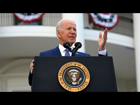 Biden: America Is Coming Back Together