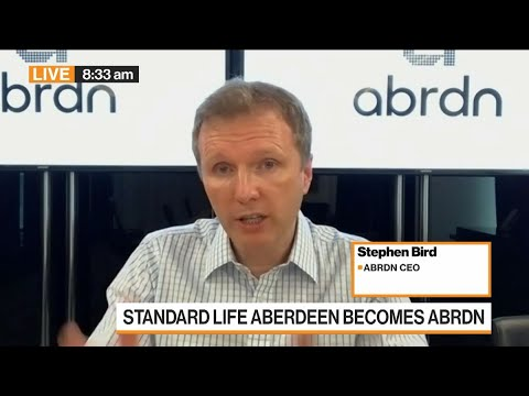 abrdn CEO Says Name Reflects Simplification of Business