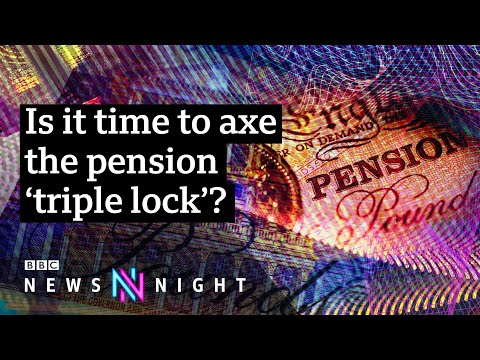 State pension triple lock rise could cost UK extra £3bn a year - BBC Newsnight