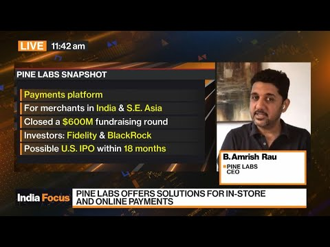 Fintech Startup Pine Labs Aims Geographic Expansion: CEO