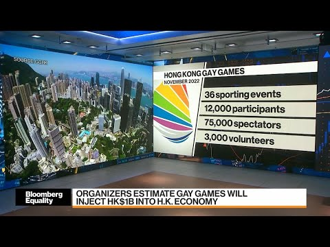 Bloomberg Equality: H.K. to Host Gay Games in 2022