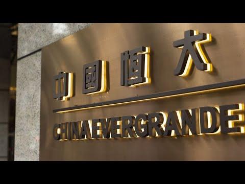 Evergrande's $32 Billion IOU Mountain Adds to Liquidity Concerns