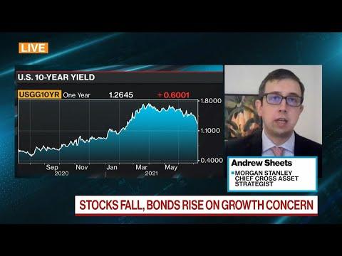 U.S. 10-Year Yield Hasn't Seen Cycle High: Morgan Stanley's Sheets