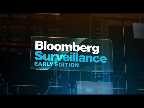 'Bloomberg Surveillance: Early Edition' Full Show 07/08/2021)