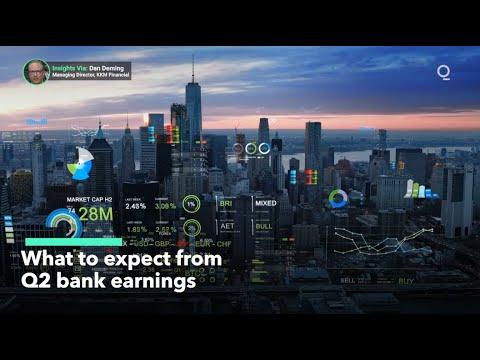 A Modest Bank Earnings Season Ahead?