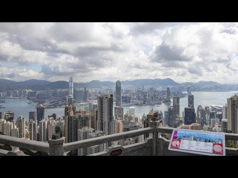 Hong Kong's Diverging Economic Recovery