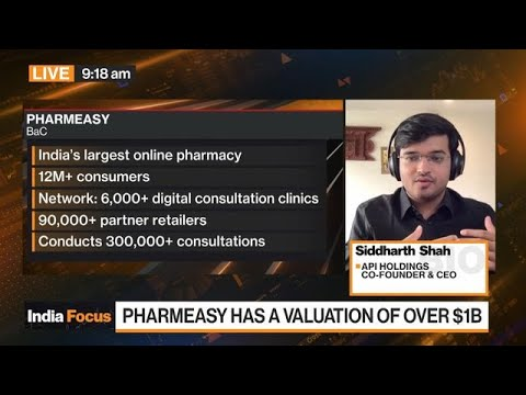 India's PharmEasy Aims to Make Drugs More Accessible: Co-Founder