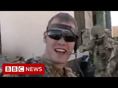 UK troops' families reflect on cost of Afghanistan conflict – BBC News