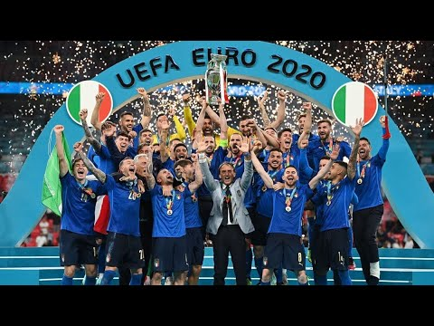 Italy Tops England to Win Euro 2020 Final in Shootout