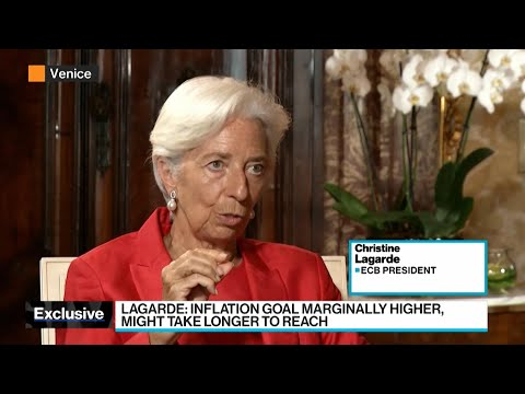 First Look With Surveillance: ECB's Lagarde, Space Test Flight