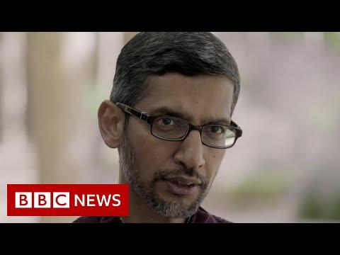 Google boss Sundar Pichai warns of threats to free and open internet - BBC News