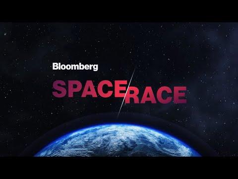 Space Race: Virgin Galactic Launch