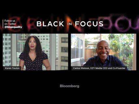 Black In Focus: Carlos Watson, OZY Media