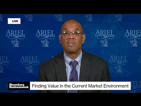 Ariel's Rogers Expects at least a 10% Correction in Stocks