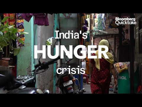 India's Hunger Crisis