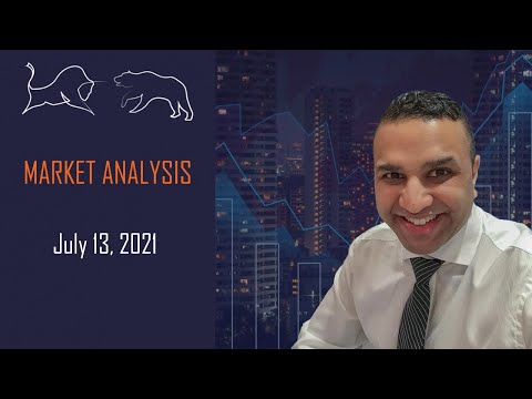 Market Analysis webinar; July 13th, 2021