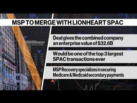 MSP and Lionheart to Merge in $33 Billion SPAC Deal