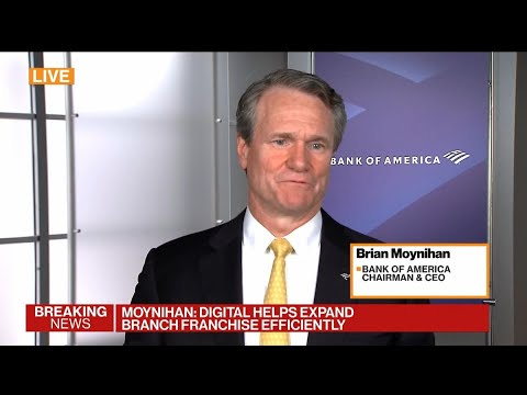 BofA CEO Not Seeing Challenges Retaining Junior Bankers