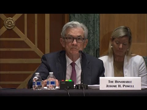 Powell Says Fed Is in 'Active Consideration' of Tapering