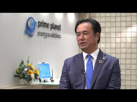 Toyota-Panasonic Battery JV Aims to Overtake Chinese Rivals