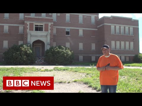 The survivors of Canada's residential schools - BBC News