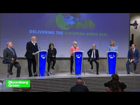 Bloomberg Green: Europe's Path to Net Zero