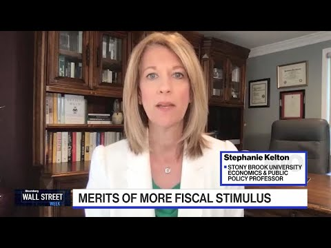 Temporary Inflation a Sign of Growing Pains: Economist Kelton
