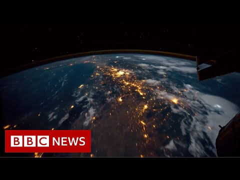 The new space race is on but will we be part of it? - BBC News