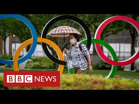 Athletes in Tokyo test Covid+ just days before Olympic Games begin - BBC News