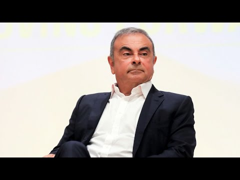 Americans Who Helped Ghosn Escape to Be Sentenced
