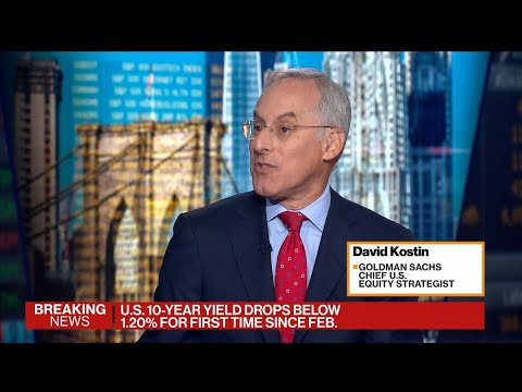 Goldman's Kostin Sees U.S. Growth Decelerating, Likes Big Tech