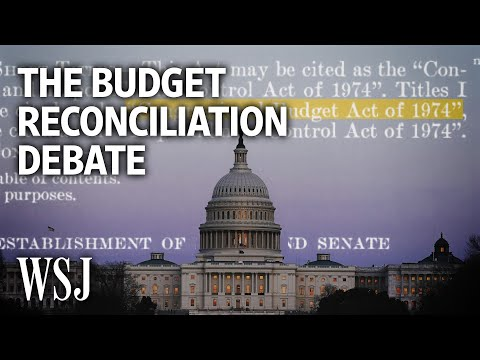 Why Democrats Are Using Budget Reconciliation to Pass Biden's Agenda | WSJ