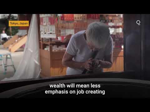 Developed Economies Confront Aging Workforces