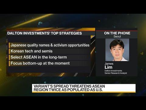 South Korean Chip Stocks Favored: Dalton Investments
