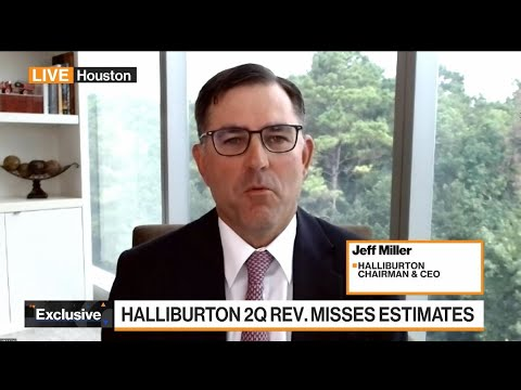 Halliburton: Oil in $60, $70s Range 'Successful' for Clients