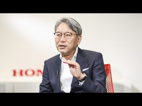 Honda Is Well-Positioned to Compete With Global EV Rivals: CEO