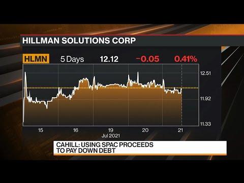 Hillman Goes Public in $2.64 Billion SPAC Deal