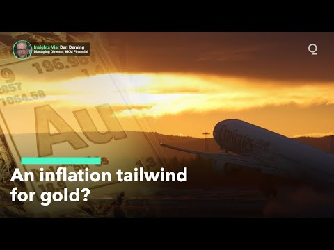 Is Rising Inflation a Tailwind for Gold?
