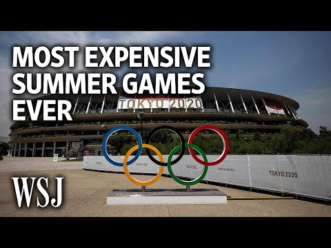How the Tokyo Olympics Became the Most Expensive Summer Games Ever   WSJ