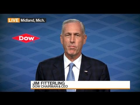 Dow CEO Fitterling on Earnings, Production, Expansion