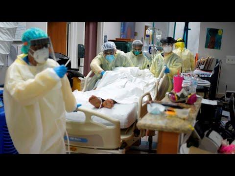 Delta Variant Hospitalizations Not on Good Trend: Johns Hopkins