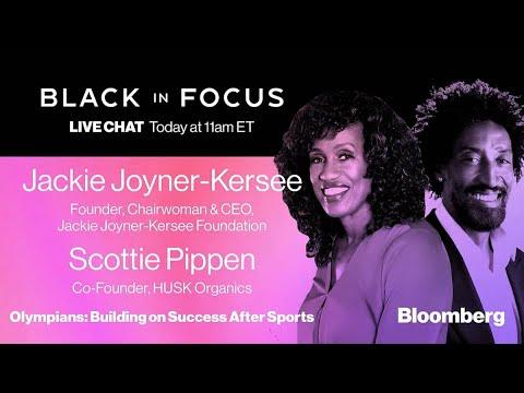 Black in Focus: Scottie Pippen and Jackie Joyner-Kersee