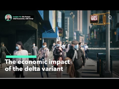 Inside the Delta Variant's Impact on Financial Markets
