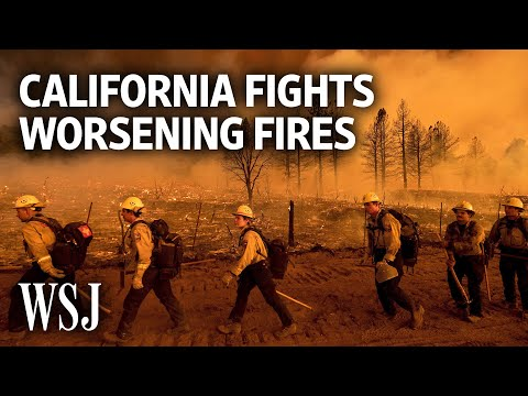 As Wildfires Worsen, California Firefighting Resources May Come Up Dry   WSJ
