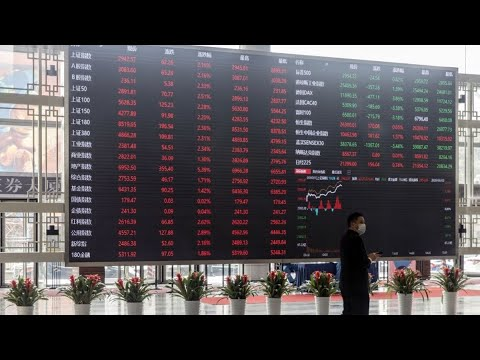 Global Investors Blindsided by China