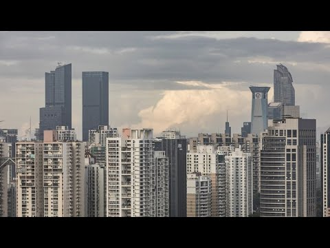 China's Escalating Property Curbs Underline Xi's New Priority