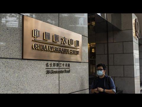 Xi Faces Spiraling Evergrande Crisis