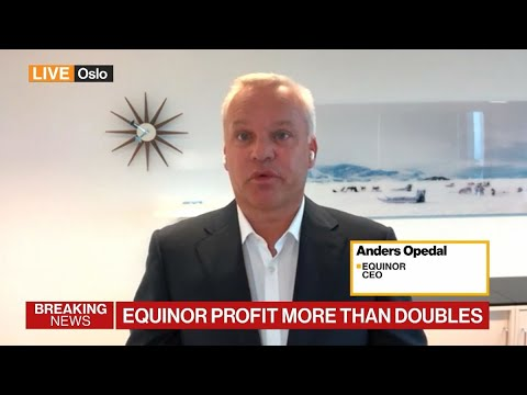 Equinor Profit More Than Doubles
