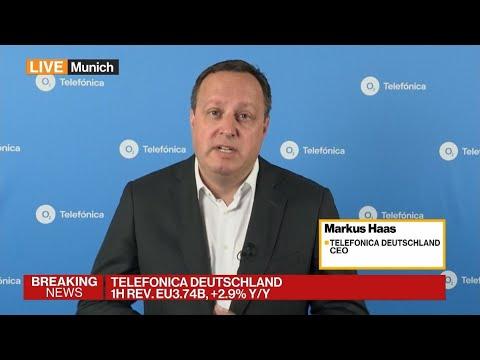 Telefonica Deutschland Reports Strong Q2
