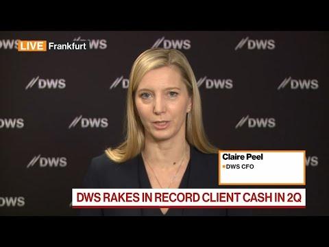 DWS CFO on Results, Passive Investing, ESG